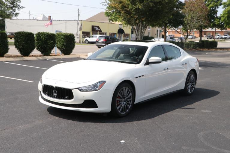 Used 2017 Maserati GHIBLI S Q4 AWD W/NAV S Q4 AWD  for sale Sold at Auto Collection in Murfreesboro TN 37130 2