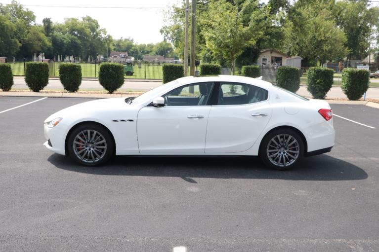 Used 2017 Maserati GHIBLI S Q4 AWD W/NAV S Q4 AWD  for sale Sold at Auto Collection in Murfreesboro TN 37130 7