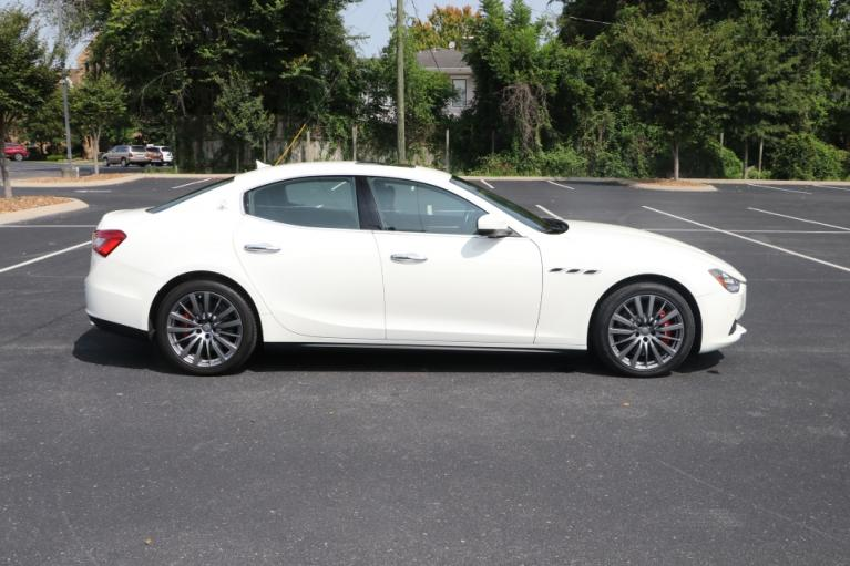 Used 2017 Maserati GHIBLI S Q4 AWD W/NAV S Q4 AWD  for sale Sold at Auto Collection in Murfreesboro TN 37130 8