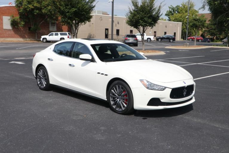 Used Used 2017 Maserati GHIBLI S Q4 AWD W/NAV S Q4 AWD  for sale $38,499 at Auto Collection in Murfreesboro TN