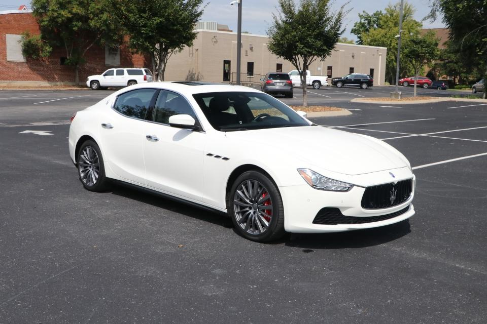 Used 2017 Maserati GHIBLI S Q4 AWD W/NAV S Q4 AWD  for sale Sold at Auto Collection in Murfreesboro TN 37130 1
