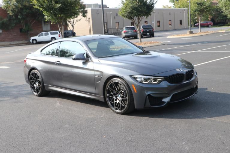 Used 2018 BMW M4 Coupe Competition W/NAV COUPE for sale $54,500 at Auto Collection in Murfreesboro TN 37130 1