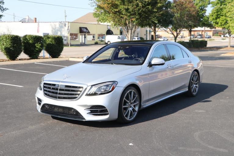 Used 2018 Mercedes-Benz S560 AMG LINE 4MATIC W/NAV   S560 4MATIC for sale Sold at Auto Collection in Murfreesboro TN 37130 2