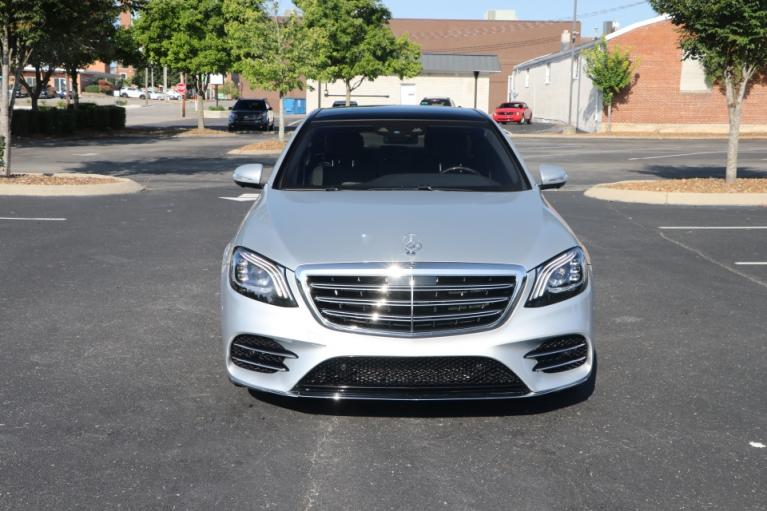 Used 2018 Mercedes-Benz S560 AMG LINE 4MATIC W/NAV   S560 4MATIC for sale Sold at Auto Collection in Murfreesboro TN 37130 5