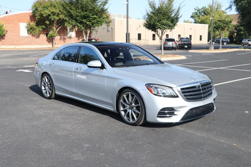Used 2018 Mercedes-Benz S560 AMG LINE 4MATIC W/NAV   S560 4MATIC for sale Sold at Auto Collection in Murfreesboro TN 37130 1