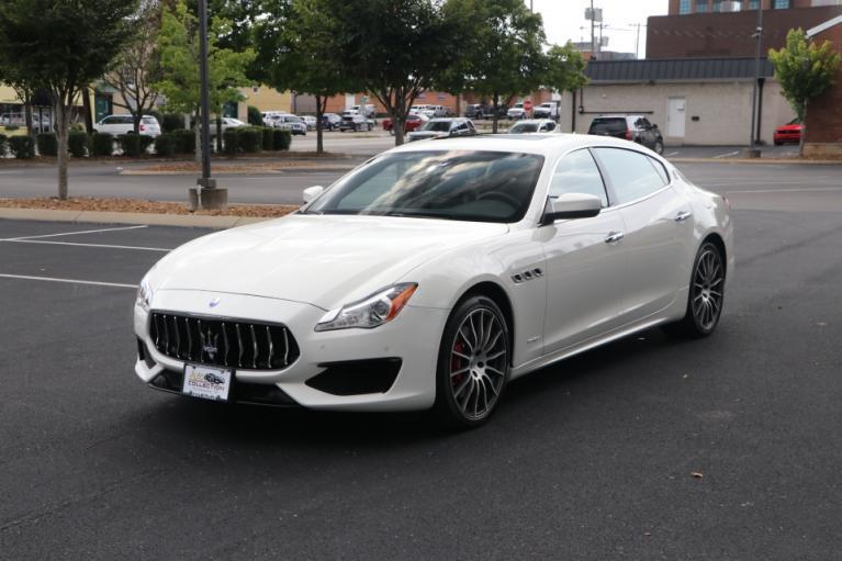 Used 2017 Maserati QUATTROPORTE S Q4 GRANSPORT W/NAV S Q4 GRANSPORT for sale $54,950 at Auto Collection in Murfreesboro TN 37130 2