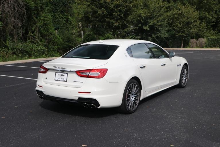 Used 2017 Maserati QUATTROPORTE S Q4 GRANSPORT W/NAV S Q4 GRANSPORT for sale $54,950 at Auto Collection in Murfreesboro TN 37130 3
