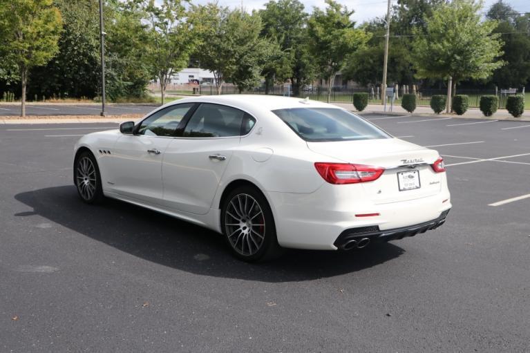 Used 2017 Maserati QUATTROPORTE S Q4 GRANSPORT W/NAV S Q4 GRANSPORT for sale $54,950 at Auto Collection in Murfreesboro TN 37130 4
