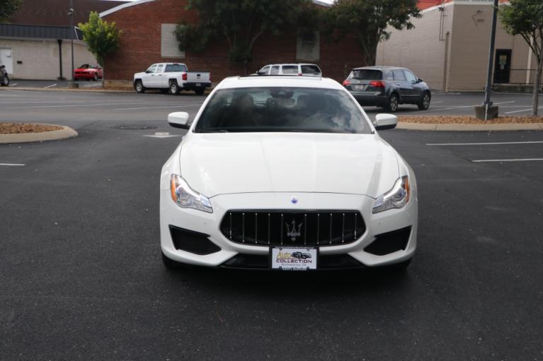 Used 2017 Maserati QUATTROPORTE S Q4 GRANSPORT W/NAV S Q4 GRANSPORT for sale $54,950 at Auto Collection in Murfreesboro TN 37130 5
