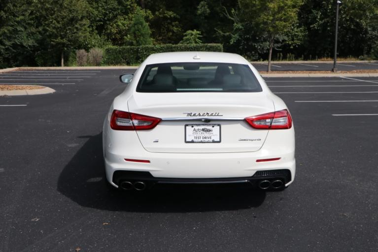 Used 2017 Maserati QUATTROPORTE S Q4 GRANSPORT W/NAV S Q4 GRANSPORT for sale $54,950 at Auto Collection in Murfreesboro TN 37130 6