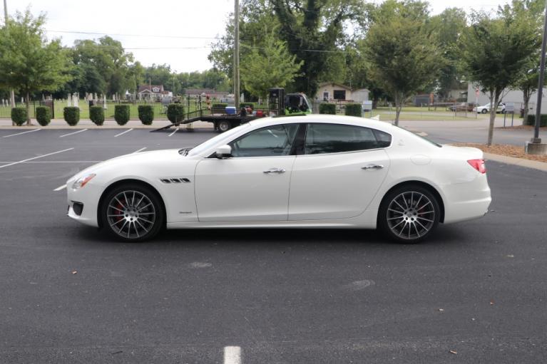 Used 2017 Maserati QUATTROPORTE S Q4 GRANSPORT W/NAV for sale $54,500 at Auto Collection in Murfreesboro TN 37130 7