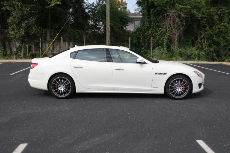 Used 2017 Maserati QUATTROPORTE S Q4 GRANSPORT W/NAV for sale $54,500 at Auto Collection in Murfreesboro TN 37130 8
