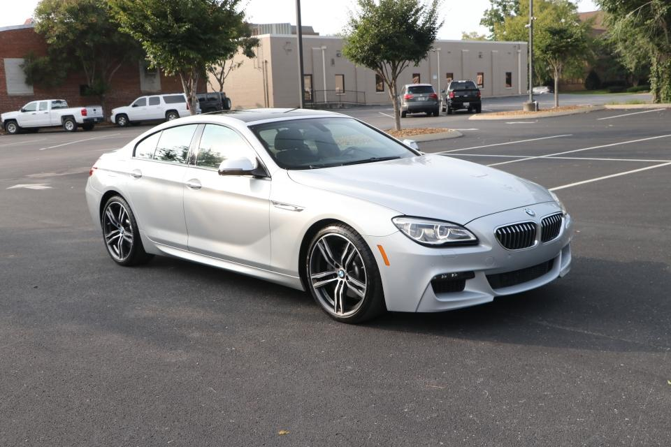 Used 2018 BMW 640I GRAN COUPE M Sport W/NAV 640I for sale $49,950 at Auto Collection in Murfreesboro TN 37130 1