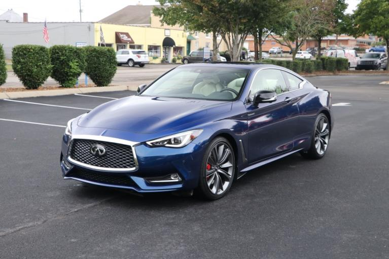 Used 2019 Infiniti Q60 RED SPORT 400 AWD W/NAV RED SPORT 400 AWD for sale Sold at Auto Collection in Murfreesboro TN 37130 2