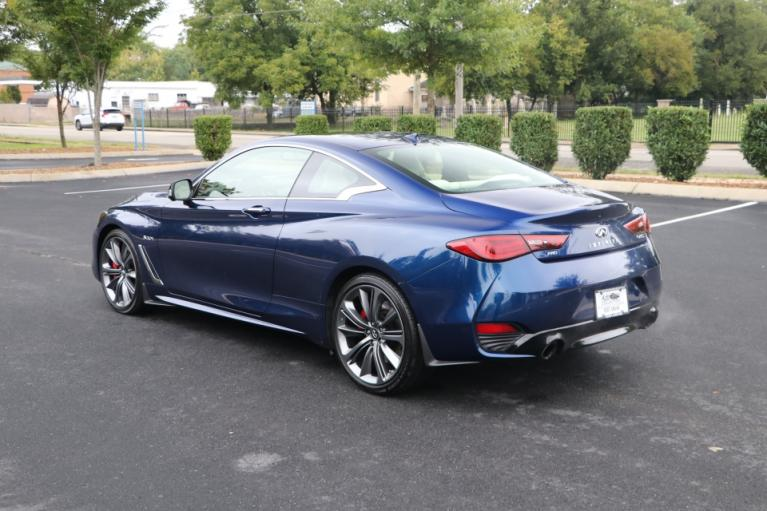 Used 2019 Infiniti Q60 RED SPORT 400 AWD W/NAV RED SPORT 400 AWD for sale Sold at Auto Collection in Murfreesboro TN 37130 4
