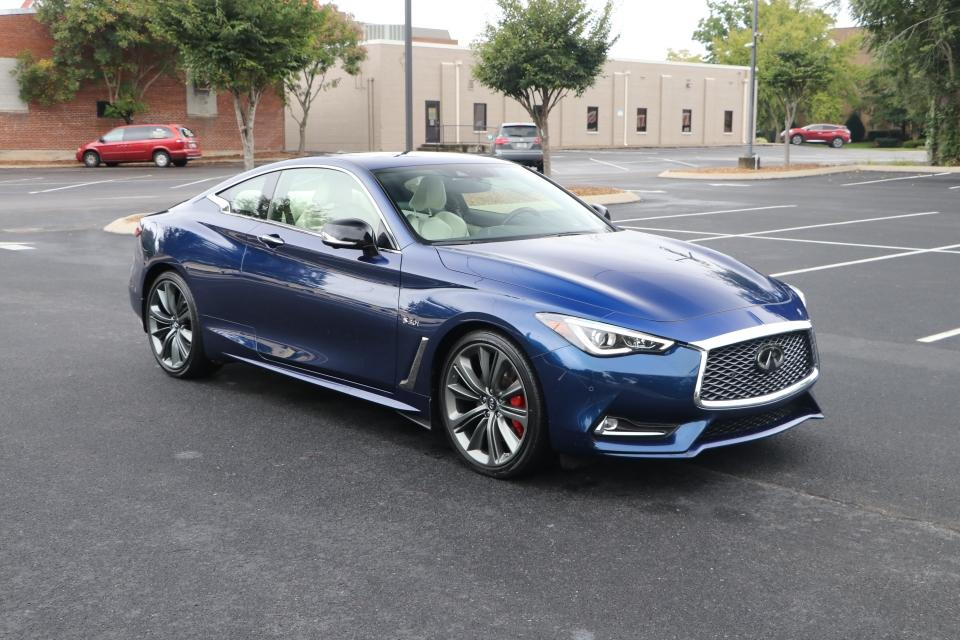 Used 2019 Infiniti Q60 RED SPORT 400 AWD W/NAV RED SPORT 400 AWD for sale Sold at Auto Collection in Murfreesboro TN 37130 1