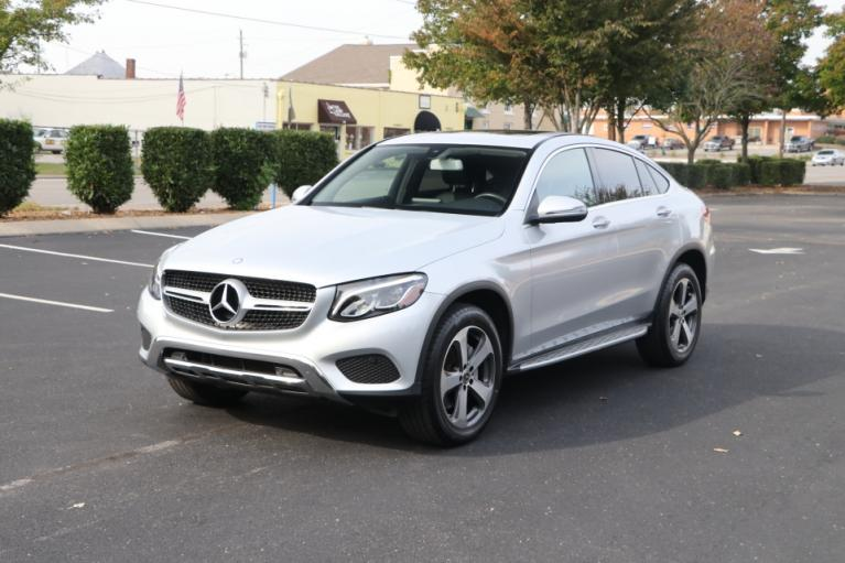 Used 2017 Mercedes-Benz GLC 300 4Matic AWD W/NAV for sale Sold at Auto Collection in Murfreesboro TN 37130 2
