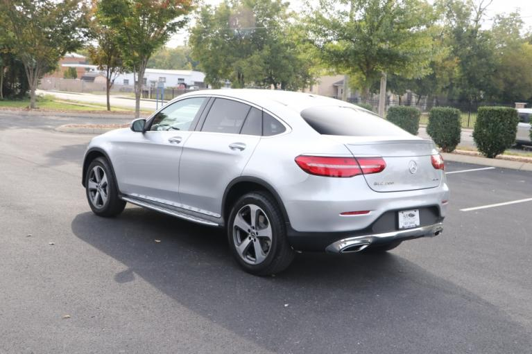 Used 2017 Mercedes-Benz GLC 300 4Matic AWD W/NAV for sale Sold at Auto Collection in Murfreesboro TN 37130 4