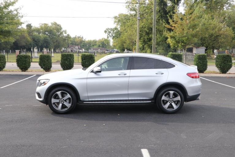 Used 2017 Mercedes-Benz GLC 300 4Matic AWD W/NAV for sale Sold at Auto Collection in Murfreesboro TN 37130 7