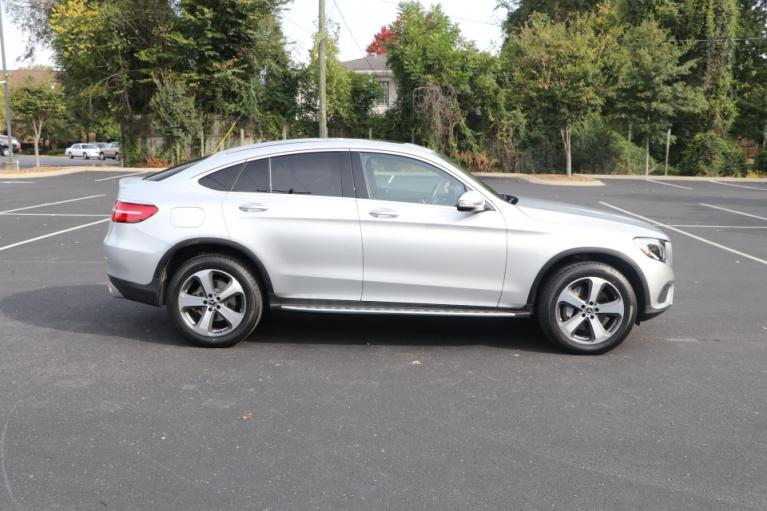 Used 2017 Mercedes-Benz GLC 300 4Matic AWD W/NAV for sale Sold at Auto Collection in Murfreesboro TN 37130 8
