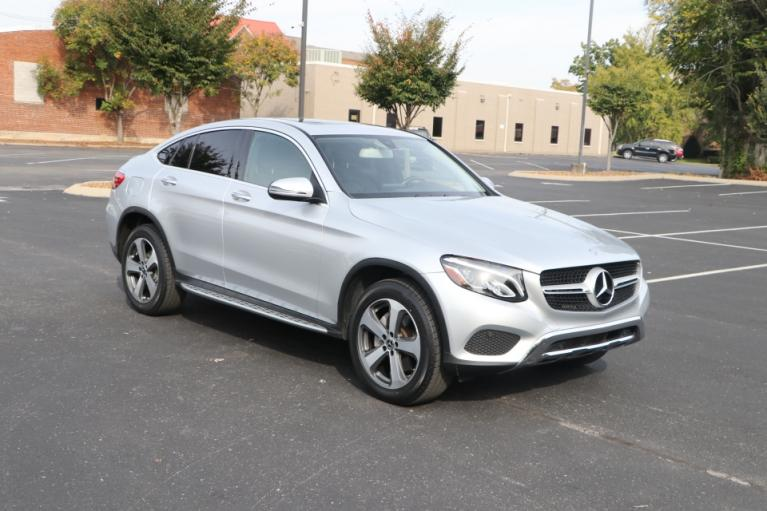 Used Used 2017 Mercedes-Benz GLC300 4Matic AWD W/NAV GLC300 4MATIC for sale $37,950 at Auto Collection in Murfreesboro TN