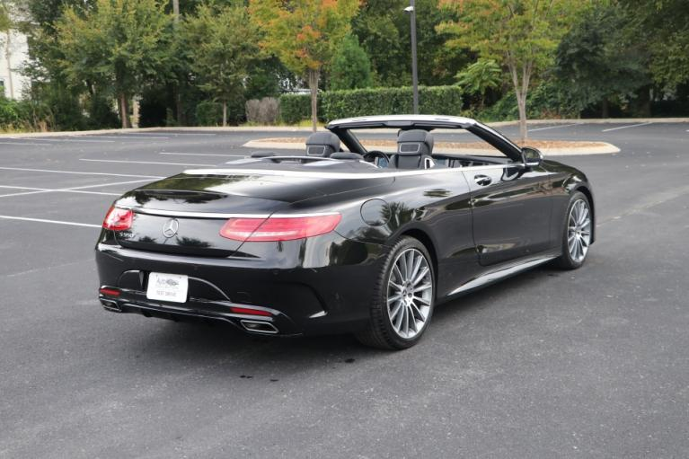 Used 2017 Mercedes-Benz S550 CONVERTIBLE W/NAV S550 CONVERTIBLE for sale $81,950 at Auto Collection in Murfreesboro TN 37130 3