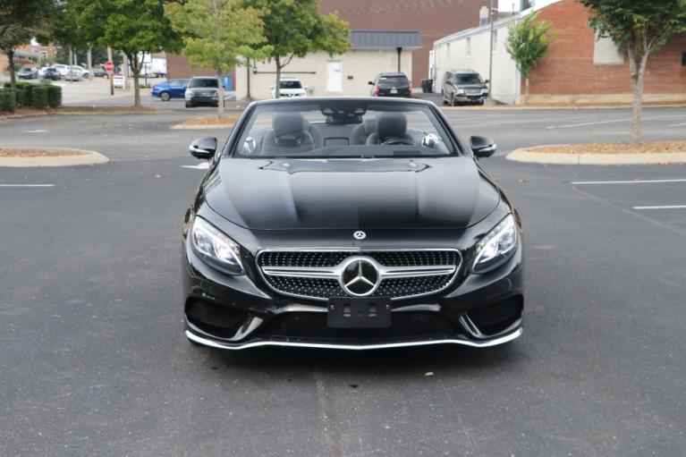 Used 2017 Mercedes-Benz S550 CONVERTIBLE W/NAV S550 CONVERTIBLE for sale $81,950 at Auto Collection in Murfreesboro TN 37130 5