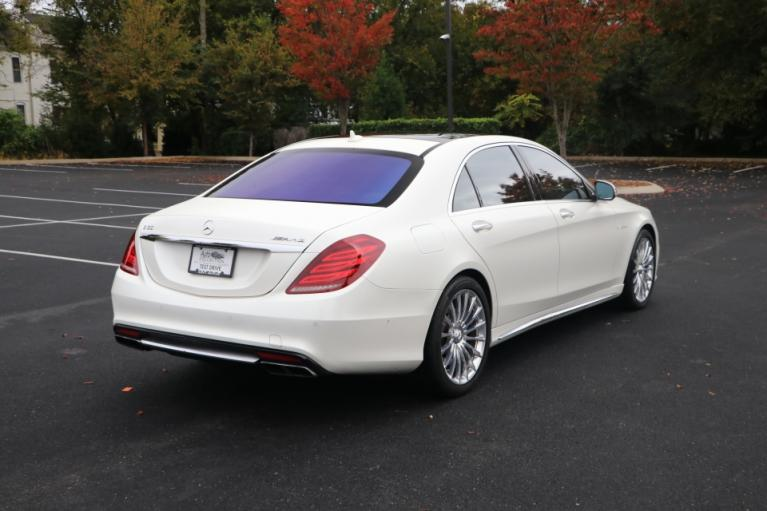 Used 2016 Mercedes-Benz S65 AMG W/NAV S65 AMG for sale Sold at Auto Collection in Murfreesboro TN 37130 3