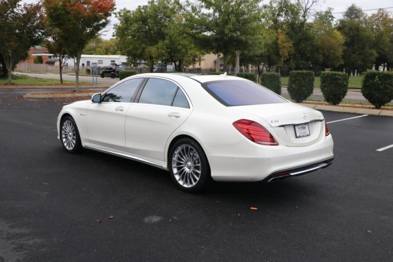 Used 2016 Mercedes-Benz S65 AMG W/NAV S65 AMG for sale Sold at Auto Collection in Murfreesboro TN 37130 4