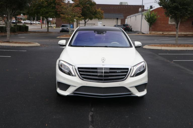 Used 2016 Mercedes-Benz S65 AMG W/NAV S65 AMG for sale Sold at Auto Collection in Murfreesboro TN 37130 5