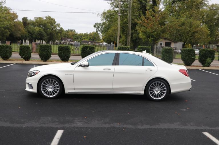 Used 2016 Mercedes-Benz S65 AMG W/NAV S65 AMG for sale Sold at Auto Collection in Murfreesboro TN 37130 7