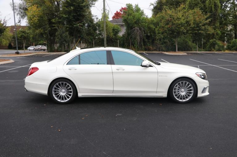 Used 2016 Mercedes-Benz S65 AMG W/NAV S65 AMG for sale Sold at Auto Collection in Murfreesboro TN 37130 8