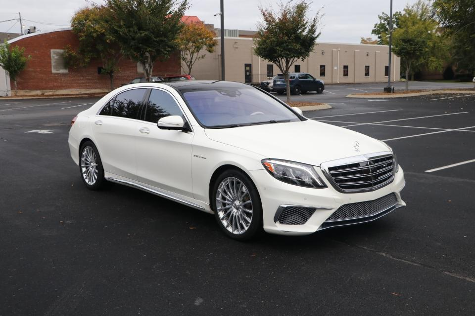 Used 2016 Mercedes-Benz S65 AMG W/NAV S65 AMG for sale Sold at Auto Collection in Murfreesboro TN 37130 1