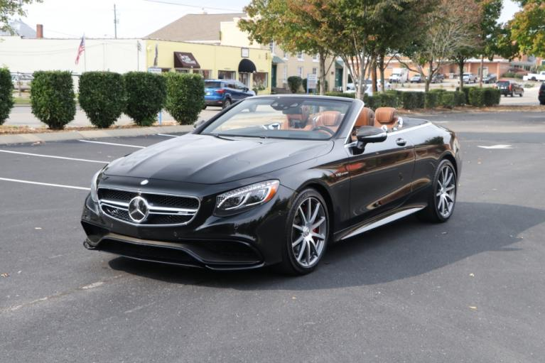 Used 2017 Mercedes-Benz S65 AMG CONVERTIBLE W/NAV AMG S65 CONVERTIBLE for sale $129,950 at Auto Collection in Murfreesboro TN 37130 2