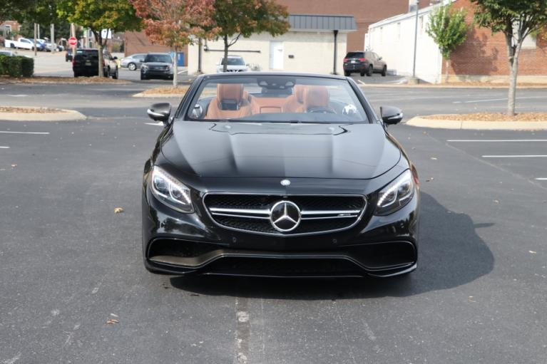 Used 2017 Mercedes-Benz S65 AMG CONVERTIBLE W/NAV AMG S65 CONVERTIBLE for sale $129,950 at Auto Collection in Murfreesboro TN 37130 5