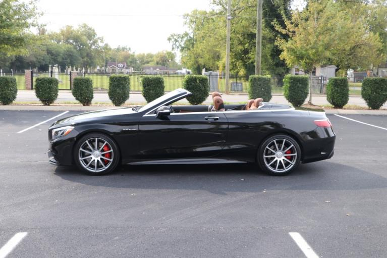 Used 2017 Mercedes-Benz S65 AMG CONVERTIBLE W/NAV for sale $129,950 at Auto Collection in Murfreesboro TN 37130 7