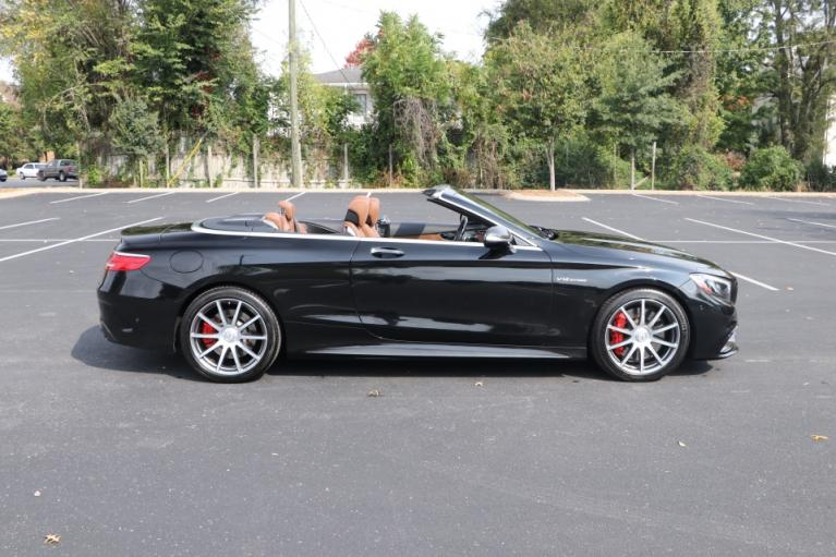 Used 2017 Mercedes-Benz S65 AMG CONVERTIBLE W/NAV AMG S65 CONVERTIBLE for sale $129,950 at Auto Collection in Murfreesboro TN 37130 8
