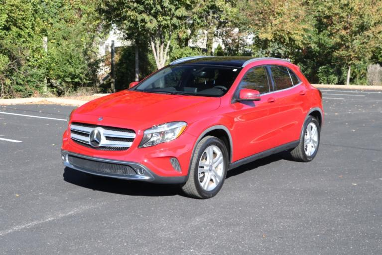 Used 2016 Mercedes-Benz GLA250 4MATIC w/nav GLA250 4MATIC for sale $23,500 at Auto Collection in Murfreesboro TN 37130 2