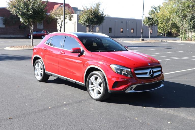Used 2016 Mercedes-Benz GLA250 4MATIC W/NAV for sale Sold at Auto Collection in Murfreesboro TN 37130 1