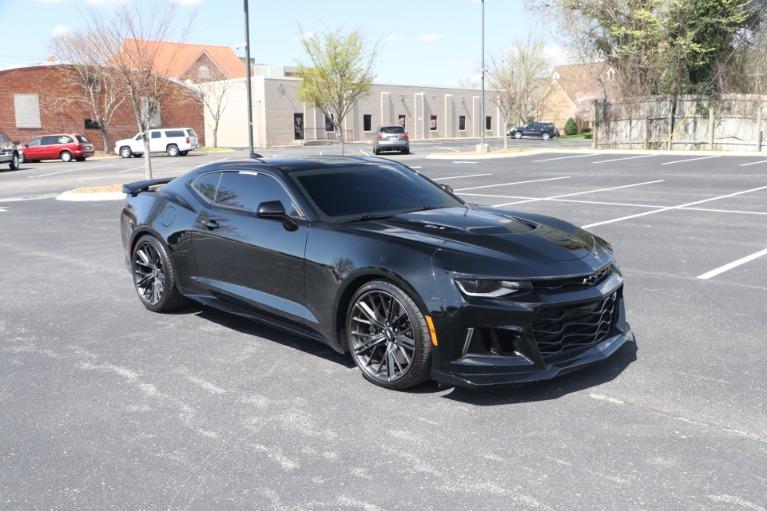 Used 2018 Chevrolet CAMARO ZL1 W/NAV for sale Sold at Auto Collection in Murfreesboro TN 37130 1