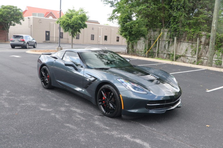 Used Used 2019 Chevrolet CORVETTE Stingray 1LT for sale $61,950 at Auto Collection in Murfreesboro TN