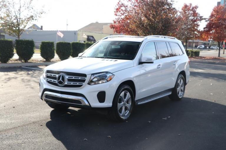Used 2017 Mercedes-Benz GLS 450 4MATIC AWD W/NAV for sale Sold at Auto Collection in Murfreesboro TN 37130 2