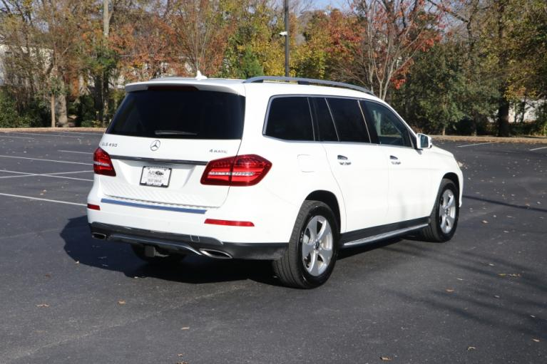 Used 2017 Mercedes-Benz GLS 450 4MATIC AWD W/NAV for sale Sold at Auto Collection in Murfreesboro TN 37130 3