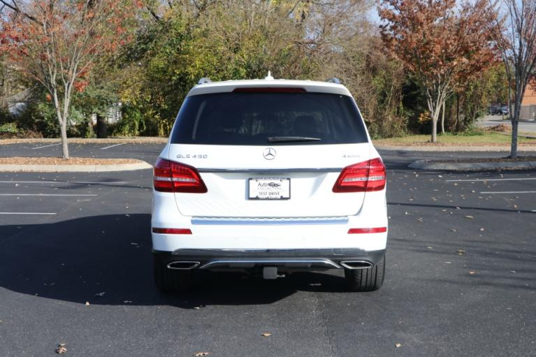 Used 2017 Mercedes-Benz GLS 450 4MATIC AWD W/NAV GLS450 4MATIC for sale $39,950 at Auto Collection in Murfreesboro TN 37130 6
