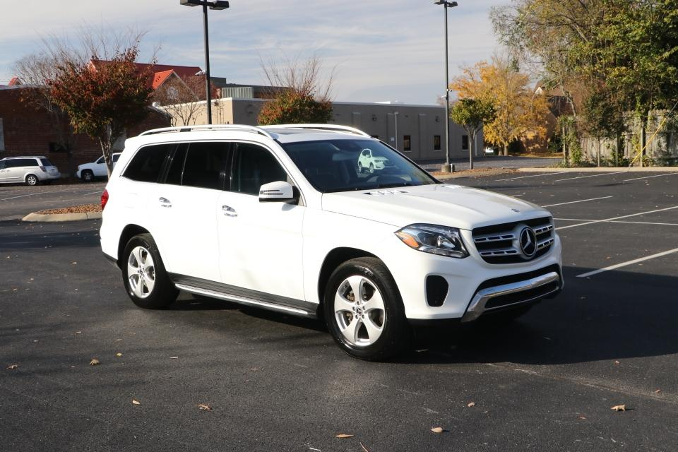 Used 2017 Mercedes-Benz GLS 450 4MATIC AWD W/NAV for sale Sold at Auto Collection in Murfreesboro TN 37130 1