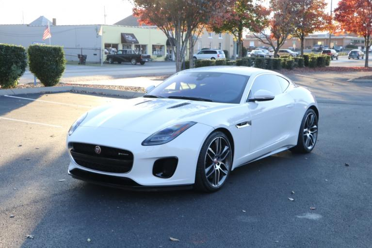 Used 2019 Jaguar F-TYPE R DYNAMIC W/NAV R-DYNAMIC COUPE 8A for sale $61,950 at Auto Collection in Murfreesboro TN 37130 2
