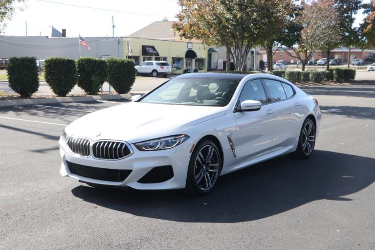 Used 2020 BMW 840XI GRAND COUPE W/M SPORT PKG W/NAV 840I XDRIVE for sale $82,700 at Auto Collection in Murfreesboro TN 37130 2