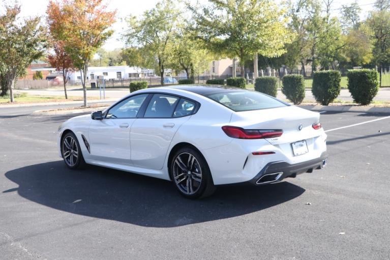 Used 2020 BMW 840XI GRAND COUPE W/M SPORT PKG W/NAV 840I XDRIVE for sale $82,700 at Auto Collection in Murfreesboro TN 37130 4