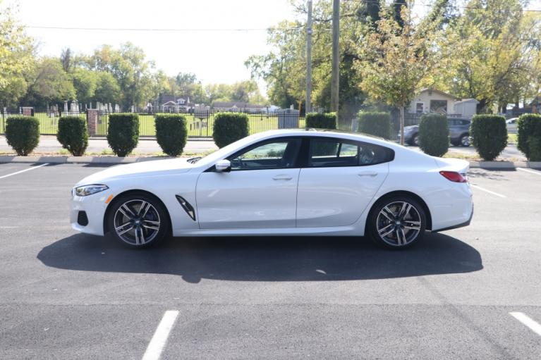 Used 2020 BMW 840XI GRAND COUPE W/M SPORT PKG W/NAV 840I XDRIVE for sale $82,700 at Auto Collection in Murfreesboro TN 37130 7