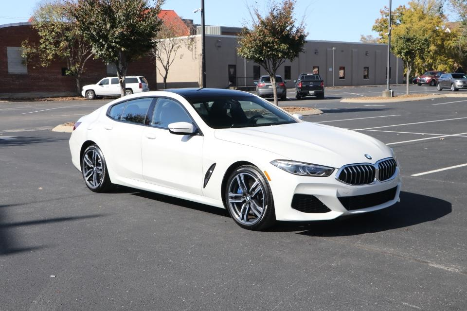Used 2020 BMW 840XI GRAND COUPE W/M SPORT PKG W/NAV 840I XDRIVE for sale $82,700 at Auto Collection in Murfreesboro TN 37130 1